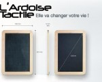Tablette Ardoise Tactile (dimensions)