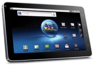 Tablette tactile Viewsonic Viewpad7