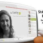 Interview de Stéphanie Boyer La Table by French Kitch