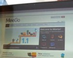 Tablette tactile Meego
