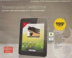 Tablette Carrefour, la bonne affaire ?