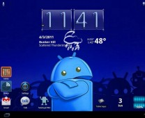 Beautiful Widgets pour Android