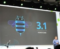 Android HoneyComb 3.1