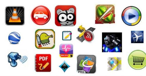 Sondage : Quelles sont vos applications favorites pour tablettes ?
