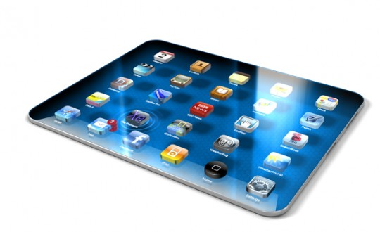 Un iPad 3 ou iPad HD en phase de commercialisation ?