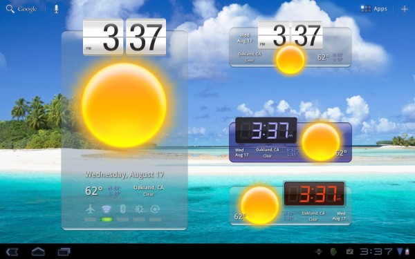 [ IMAGE WIDGET ANDROID ]