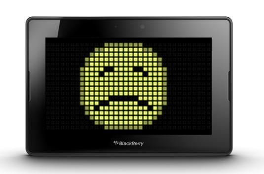 Officiel : BlackBerry PlayBook OS 2.0 retardé jusqu'en février 2012