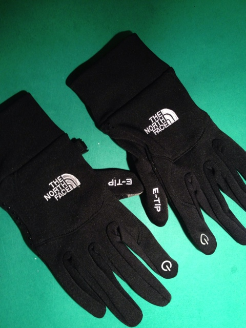 test des gants etip de the north face. Black Bedroom Furniture Sets. Home Design Ideas