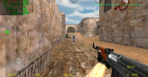L'incontournable FPS Counter-Strike disponible sur les tablettes Android !