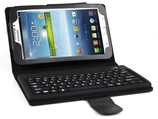 clavier bluetooth tablette samsung galaxy tab 3 valdiz. Black Bedroom Furniture Sets. Home Design Ideas