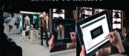 Nike, Burberry, Adidas…ces marques qui craquent pour l'iPad