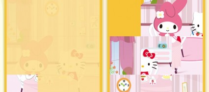 Site de puzzle Hello Kitty