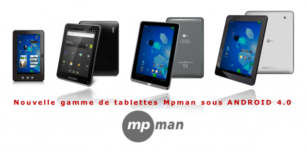 play store pour tablette mpman