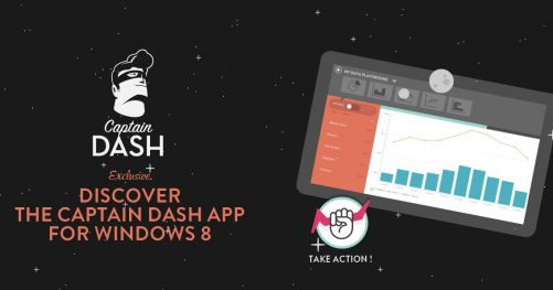 Capitaine Dash : les dashboards faciles sous Windows 8