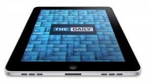 the daily sur iPad