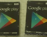 Carte cadeau google play store
