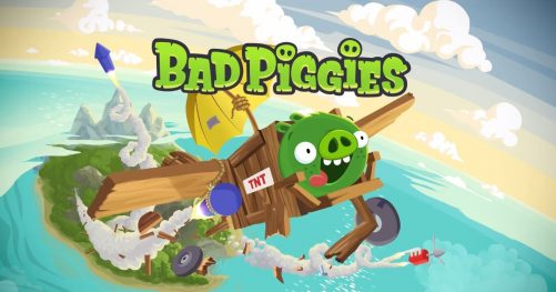 Jeu Android Bad Piggies