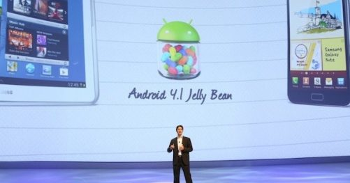 Samsung - Android 4.1 Jelly Bean