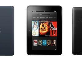 Comparatif iPad mini, Google Nexus 7 et Kindle Fire