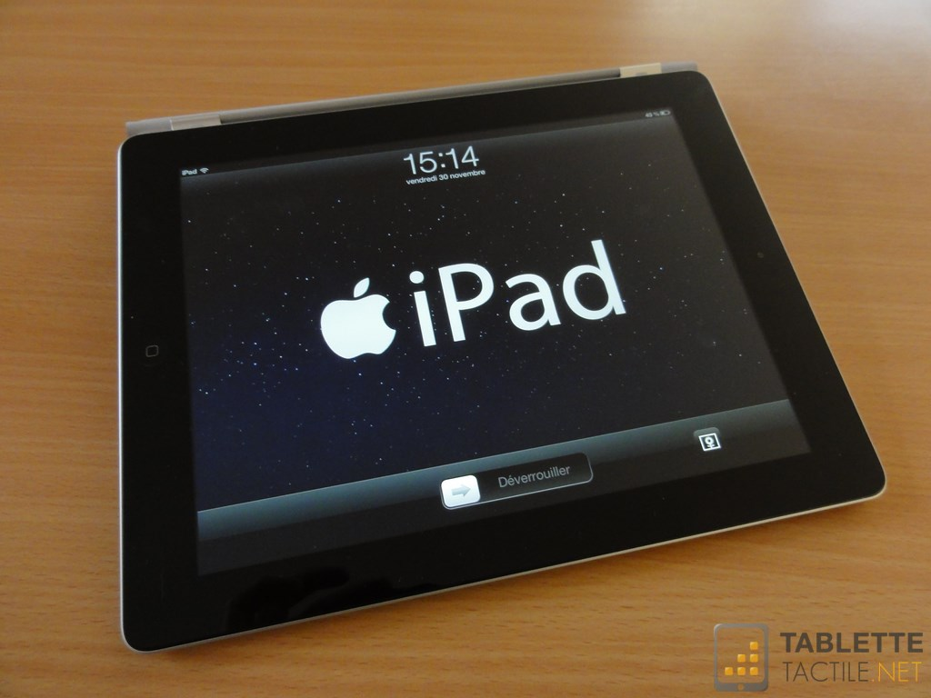 test de l 39 ipad 4 d 39 apple avec cran retina. Black Bedroom Furniture Sets. Home Design Ideas