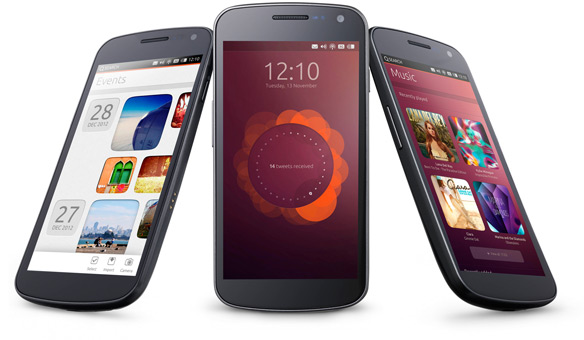 Canonical annonce une version Ubuntu Phone OS