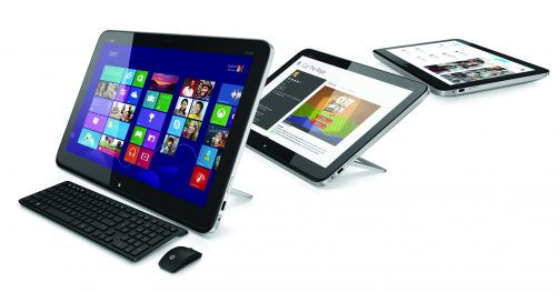 HP ENVY Rove 20 : entre la tablette et le All In One 20 pouces