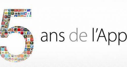 AppStore 5 ans