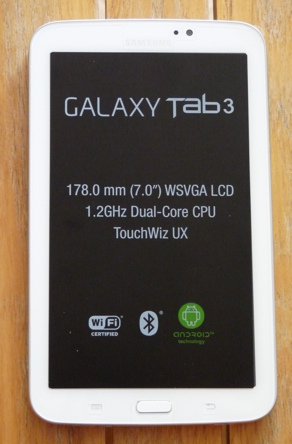 tablette galaxy 7 pouces