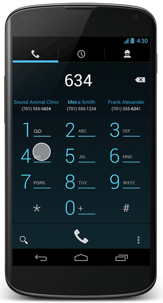dialer-android4.3