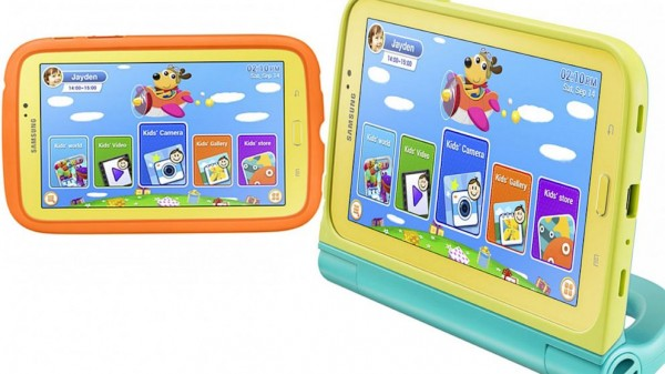 Samsung Galaxy Tab 3 Kids : la tablette pour enfant