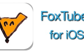 FoxTube 3 HD, une application YouTube pour iPad aux couleurs d'iOS 7
