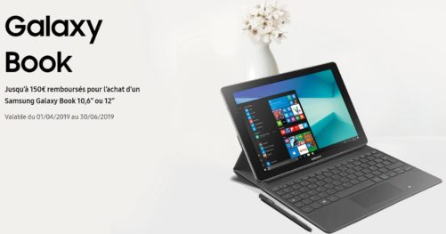 ODR Samsung Galaxy Book