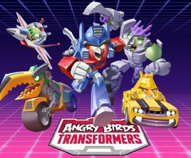 Angry Bird Transformers est disponible sur Android & iOS