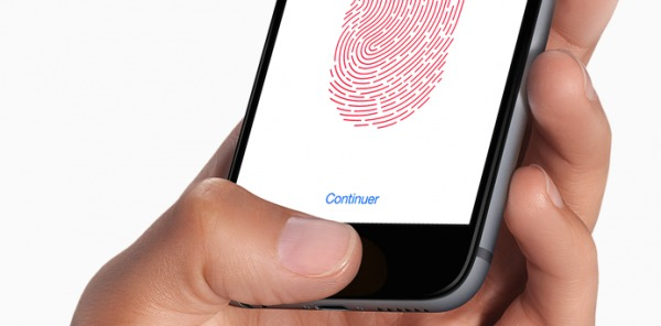 iPhone 6 Plus Touch ID