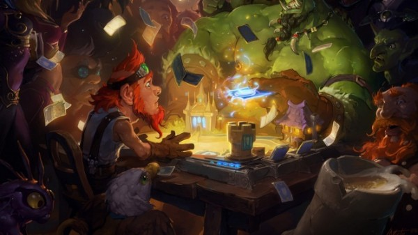 hearthstone tablette android