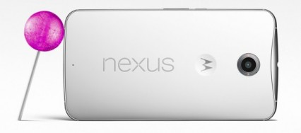 Photo du Nexus 6