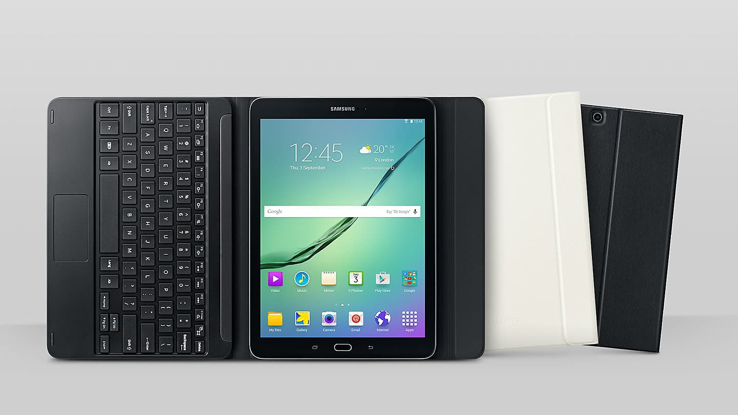 Cover Keyboard Galaxy Tab S2