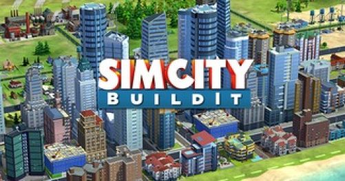 Sim City BuildIt sur android et iOS