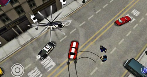 GTA Chinatown Wars sur Android