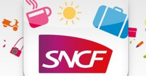 Application Sncf pour mobile