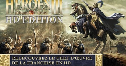 Le remake HD d'Heroes of Might and Magic III