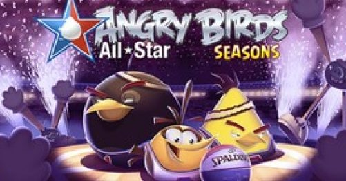 Angry Birds All Star Seasons header