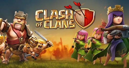 Jeu Clash of clan