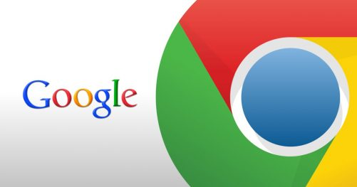 Logo google chrome mobile