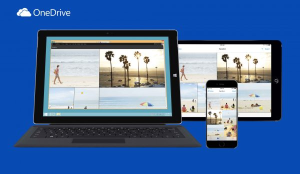 OneDrive Photos Windows 10
