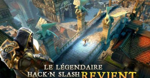 Dungeon Hunter Gameloft