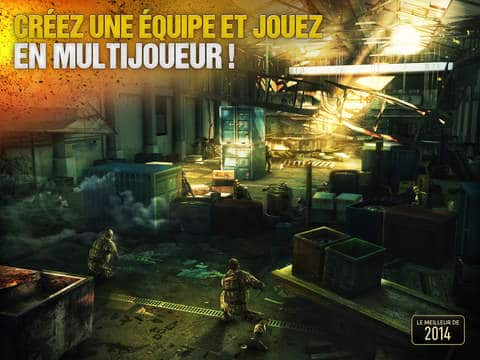 Modern Combat 5: Blackout iOS