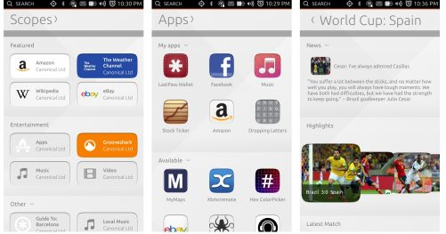 Ubuntu Touch comment installer les scopes