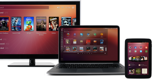 Projet Ubuntu for Devices