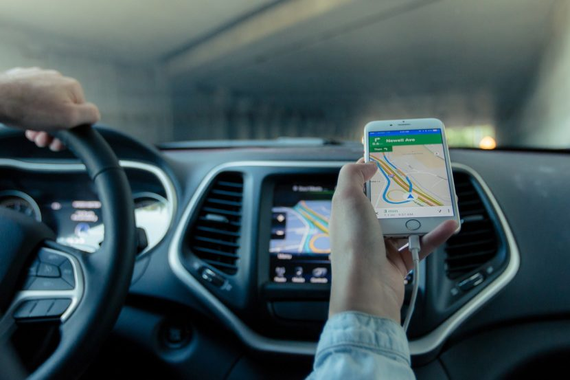 Meilleures applications GPS Android iOS